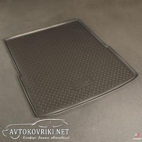 Коврик в багажник для Volkswagen Passat B7 Variant 2011- полиуре
