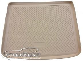 Коврик в багажник для Volkswagen Touareg 2002-2010 полиуретановы