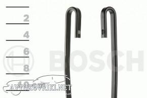Щетки стеклоочистителя BOSCH 3 397 118 907 AEROTWIN RETRO AR601S