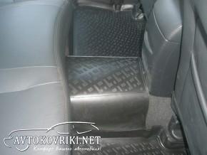 3D Коврики в салон для MG 350 2012- L.Locker