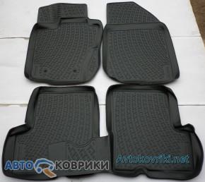 3D коврики в салон для Renault Duster 4*4 2010- Lada Locker