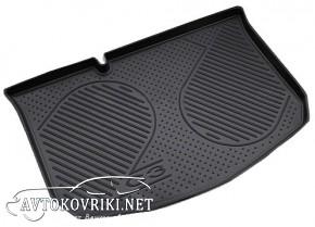 Novline Коврик в багажник автомобиля Citroen C3 2010- полиуретан