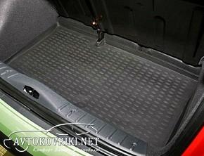 Novline Коврик в багажник автомобиля Citroen C3 2002-2010 полиур