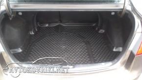 Novline Коврик в багажник автомобиля Kia Cerato 2009-2013 полиур