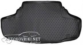 Novline Коврик в багажник автомобиля Lexus GS-h 2012- полиуретан