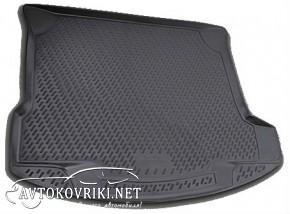 Novline Коврик в багажник автомобиля Mazda 3 Sedan 2009-2013 пол