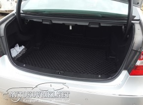 Коврик в багажник автомобиля Mercedes-Benz E-Class (W212) Sd Ele