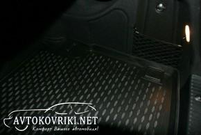 Novline Коврик в багажник автомобиля Mercedes-Benz E-Class (W212