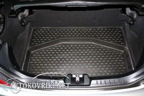 Novline Коврик в багажник автомобиля Mercedes-Benz SLK-Class (R1