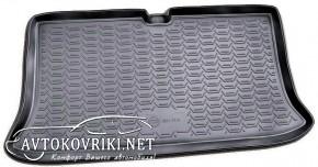 Novline Коврик в багажник автомобиля Nissan Micra 2002-2010 поли