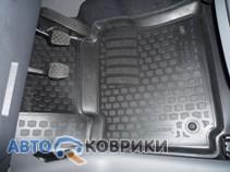 Коврики в салон для Volkswagen Caddy 2004- передние Lada Locker