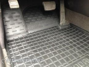 Коврики в салон для Hyundai Sonata YF 2010- AVTO-Gumm