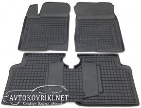 Коврики в салон для Hyundai Sonata NF/6 2005-2010 AVTO-Gumm