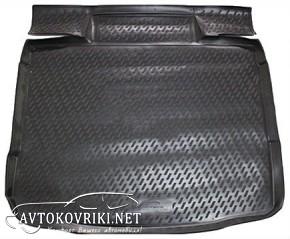 Novline Коврик в багажник автомобиля Opel Insignia Sedan 2008- (