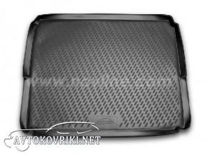 Novline Коврик в багажник автомобиля Peugeot 3008 2010- (нижний)
