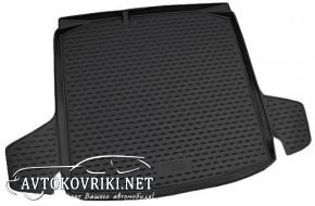 Novline Коврик в багажник автомобиля Skoda Fabia Combi 2007- пол