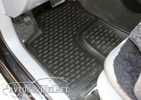 Коврики в салон для Chrysler 300 C 2003- черные