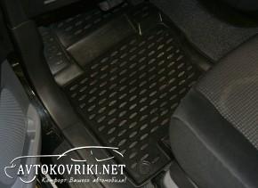 Коврики в салон для Daihatsu Terios 2006- черные