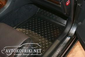 Коврики в салон для Lexus ES 2010-2012 черные