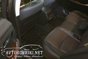 Коврики в салон для Lexus ES 2006-2012 черные