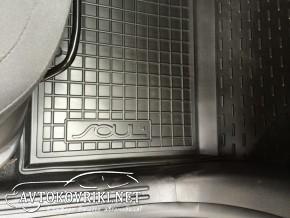 Коврики в салон для Kia Soul 2014- AVTO-Gumm