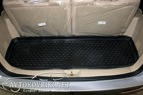 Novline Коврик в багажник автомобиля Chery CrossEastar (B14) 201