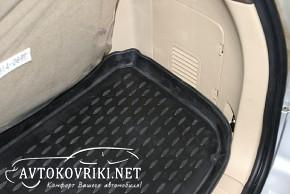 Купить коврик в багажник автомобиля Чери КроссИстар (B14) 2011-