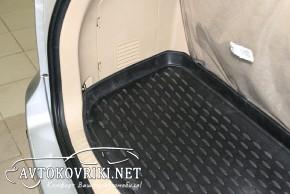 Коврик в багажник автомобиля Чери КроссИстар (B14) 2011- Новлайн