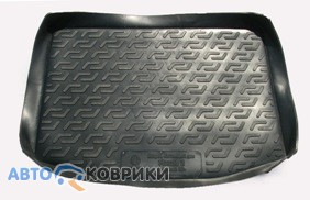 Коврик в багажник для Mazda 3 Hatchback 2009- L.Locker