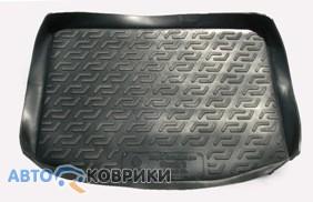 Купить резиновый коврик в багажник Мазда 3 Хетчбэк 2009-2013 L.L