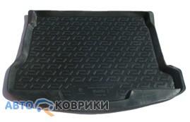 Купить резиновый коврик в багажник Мазда 3 Седан 2009-2013 L.Loc