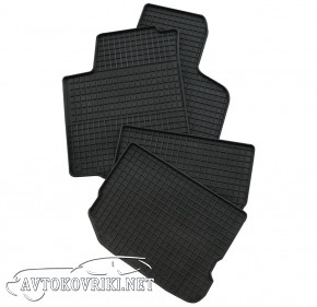 Коврики автомобильные резиновые для Ford Focus 2 2004-2011