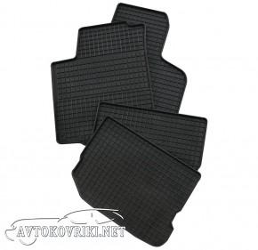 Коврики автомобильные резиновые для Renault Duster 2010-
