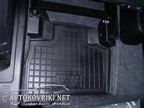 Коврики автомобильные Fiat Qubo/Fiorino 2008- AVTO-Gumm полиурет