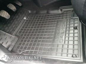 Коврики в салон для Nissan Qashqai 2014- AVTO-Gumm